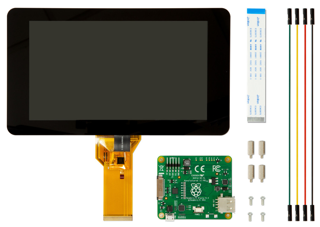 Raspberry Pi Display