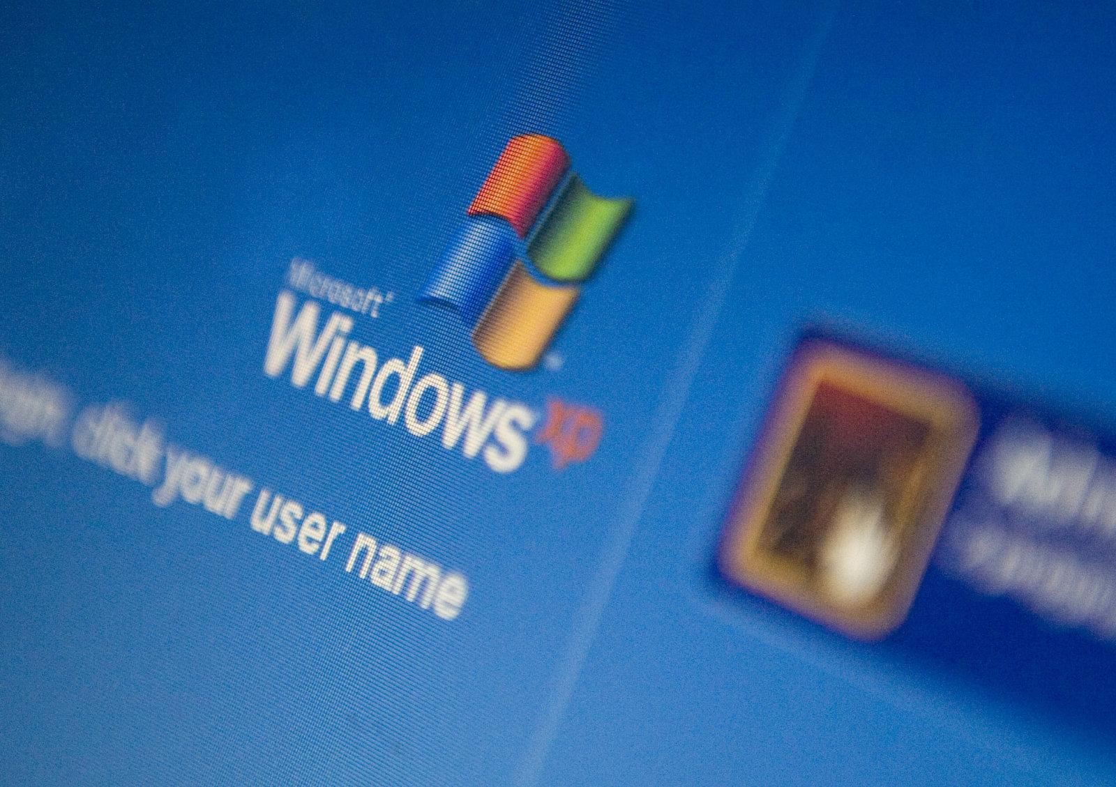 因為 WannaCrypt 勒索病毒,微軟罕見地為停止支援的 Windows XP 推出更新