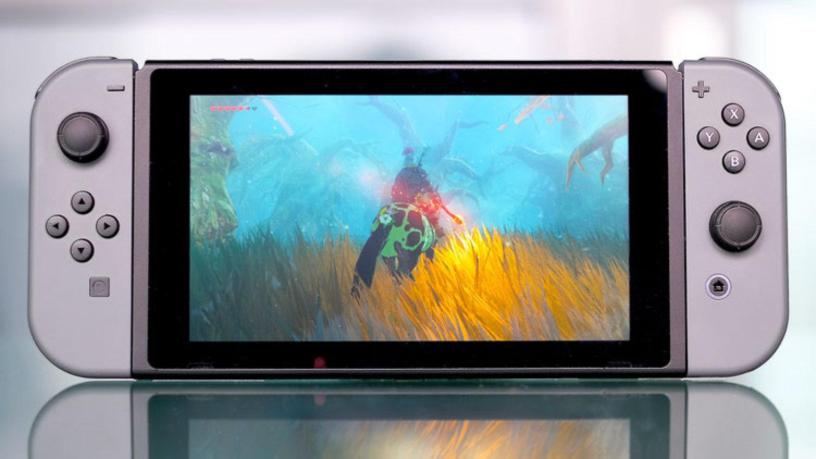 任天堂預期 Switch 一年就能打敗 Wii U 的總銷量