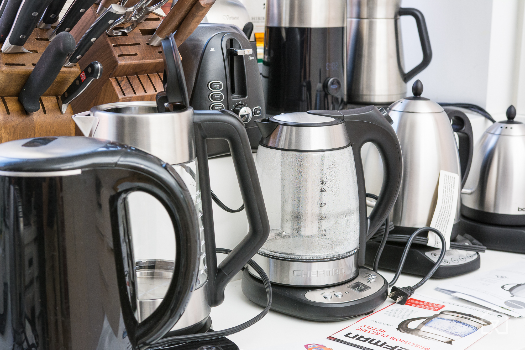 Best Electric Kettle America S Test Kitchen