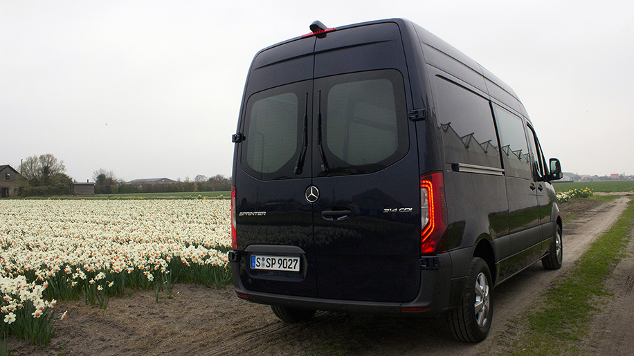 a646462589 2019 Mercedes-Benz Sprinter commercial van road test review - Autoblog