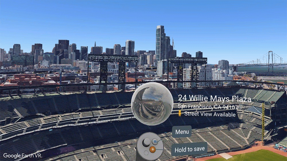 Google Earth VR gets new Street View images   Engadget