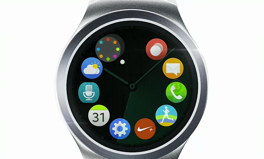 接下來,Samsung 準備推出圓形的 Galaxy Gear S2 智慧手錶!