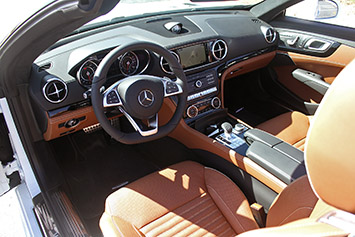 2017 Mercedes-Benz SL-Class First Drive - Autoblog