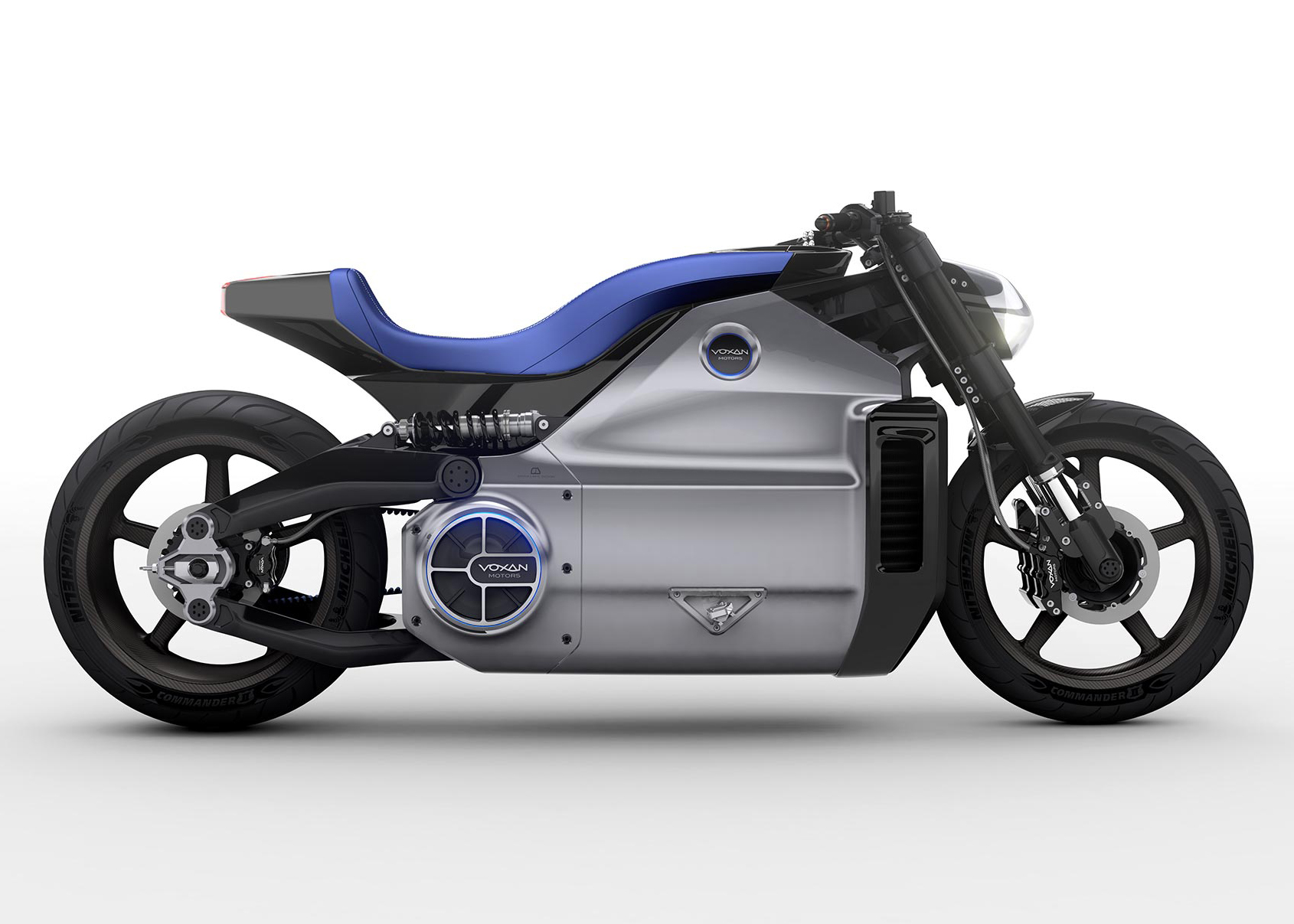 Six Amazing All Electric Motorcycles