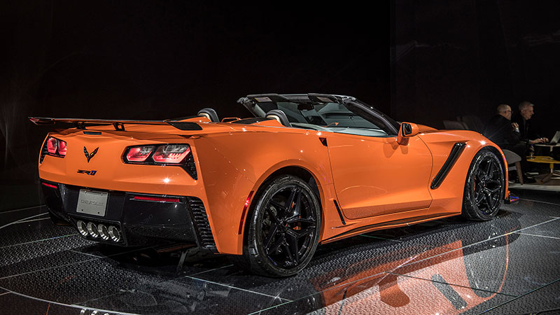 Corvette Zr1 8 Things To Know About Its Past And Present