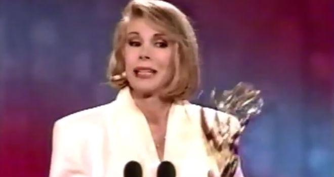 joan rivers 1990 emmy acceptance speech