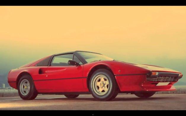 【ビデオ】「カウンタック」「エスプリ」「240Z」など70年代の名車をイメージした15曲