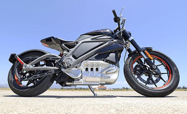 【レポート】ハーレー初の電動バイク「ライブワイヤー」、今売り出せば顧客が望む倍の価格?