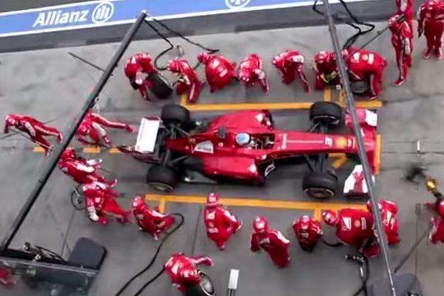 【ビデオ】カテゴリーによってこんなに違う! モータースポーツのピットストップ比較映像