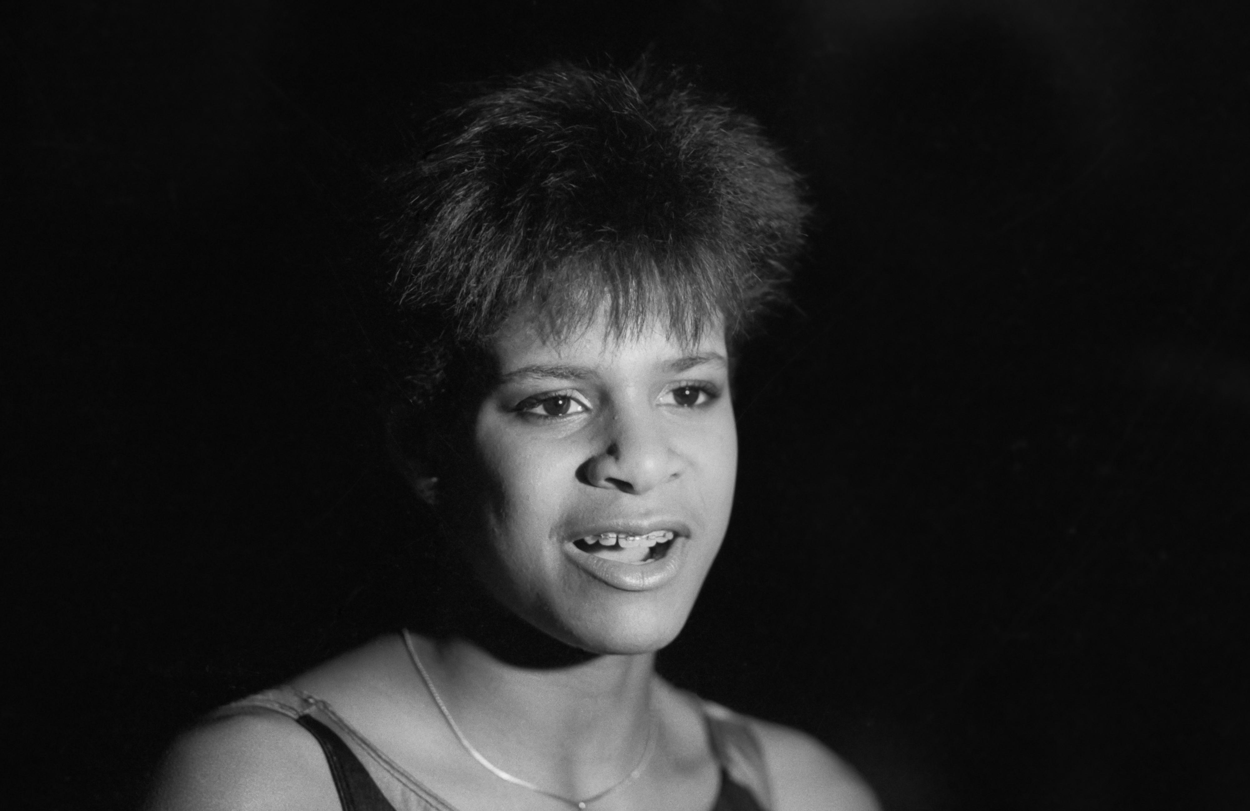 Debi Thomas - 1985