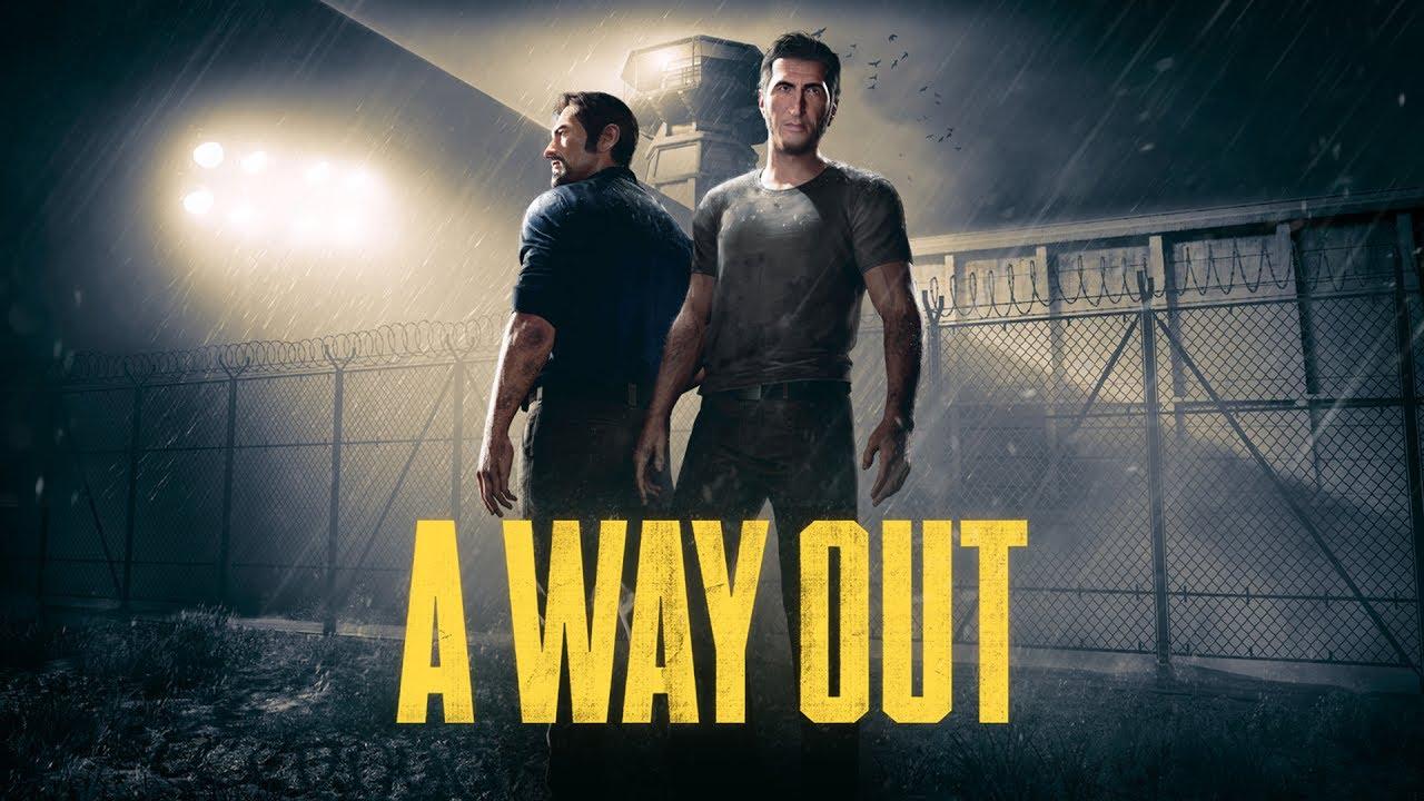 'A Way Out' is a splitscreen-only prison break game