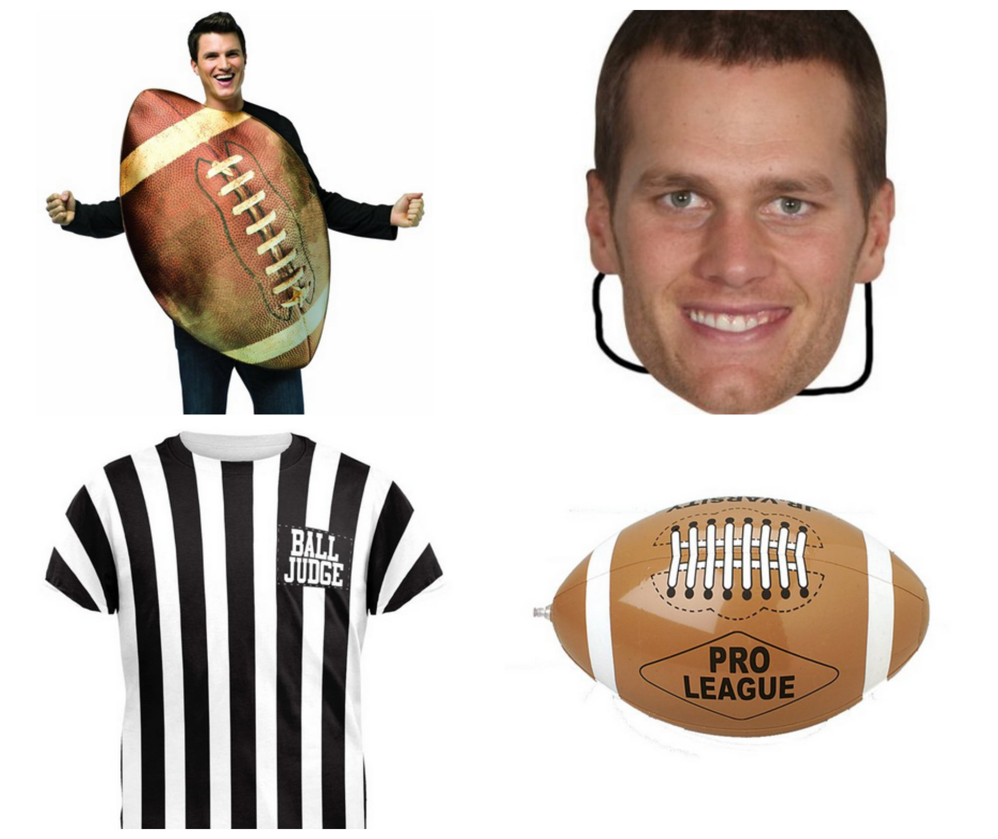 Deflategate Halloween costume props  sc 1 st  AOL.com & The 10 best Halloween costumes inspired by pop culture - AOL Lifestyle