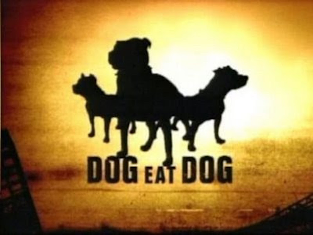 dog eat dwag An ultraviolent and vulgar dark comedy, dog eat dog is an ugly mess the story follows a group of smalltime cleveland gangsters who try for a big score with a.