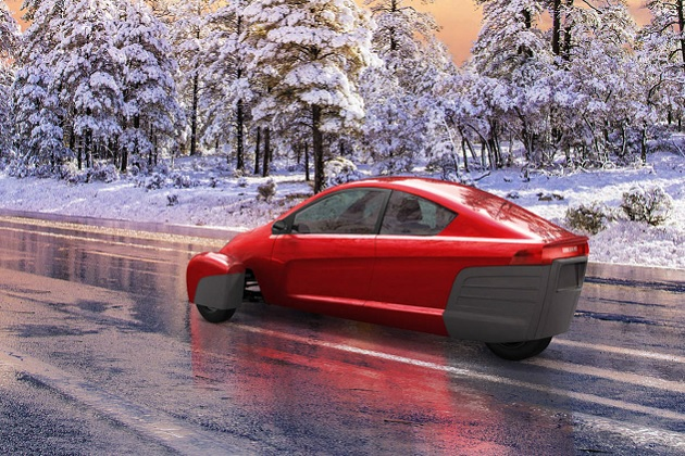 Elio Motors、5万円ほど値上げした新型3輪自動車をLAオートショーで公開