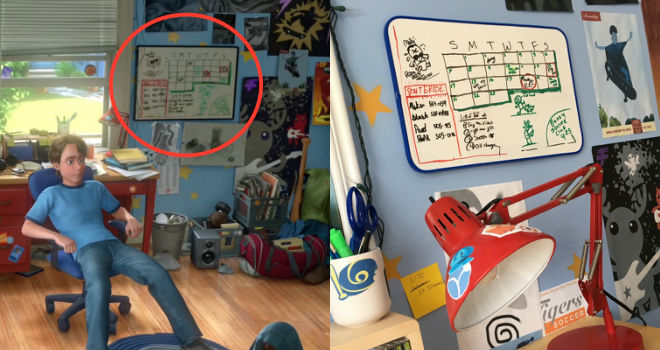 A Toy Story 3 Superfan Made A Real Life Replica Of Andy
