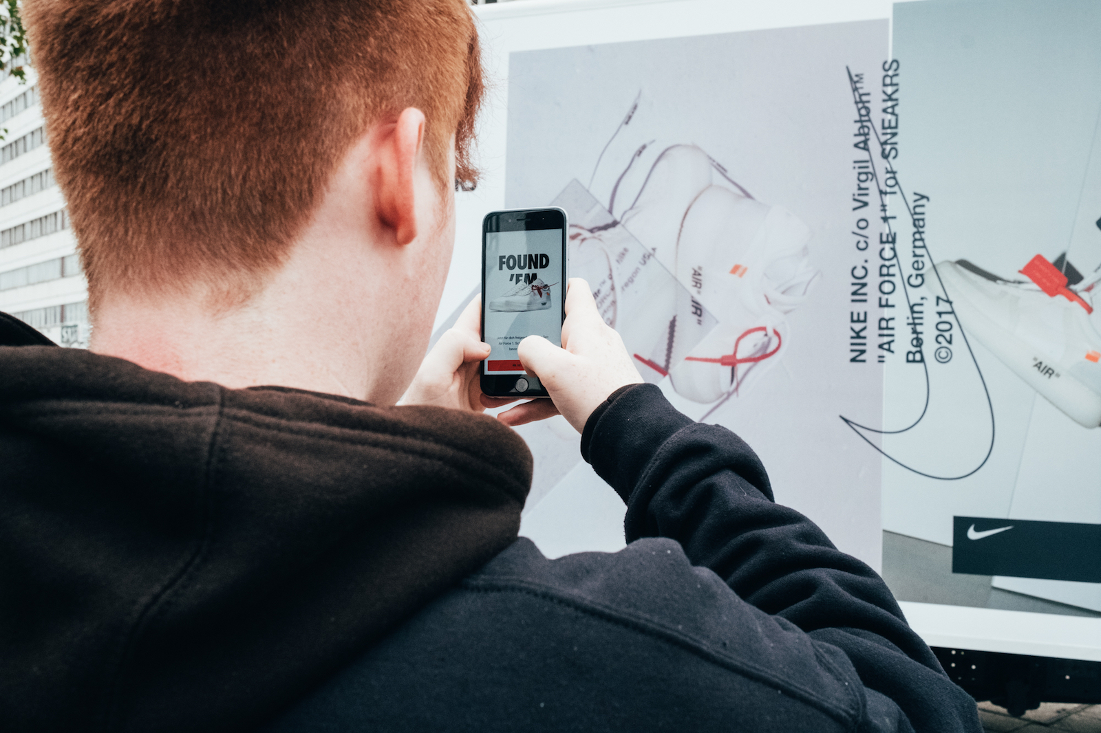 For Nike, augmented reality is the