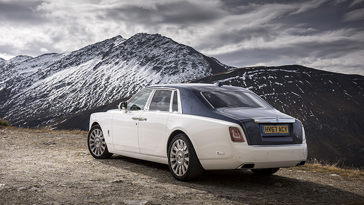 2018 Rolls Royce Phantom First Drive When Only The Best Will Do