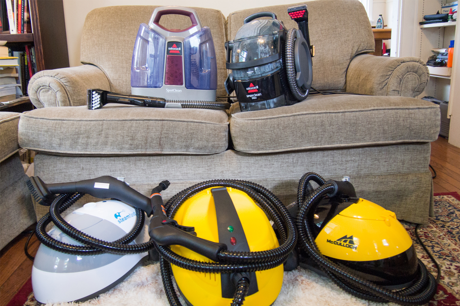 The best portable carpet and upholstery cleaner liam mccabewirecutter solutioingenieria Gallery