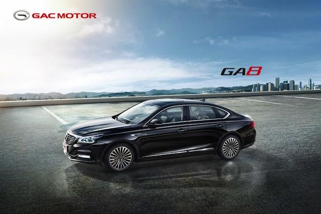 米国市場参入を目指す中国広州汽車、北米国際オートショーにコンセプトカーなど4車種を出展