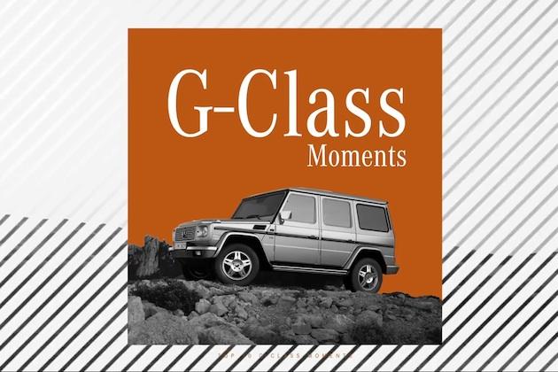 【ビデオ】メルセデス・ベンツ、新型「Gクラス」発表前に歴史的な9つのゲレンデ・ヴァーゲンを振り返る!
