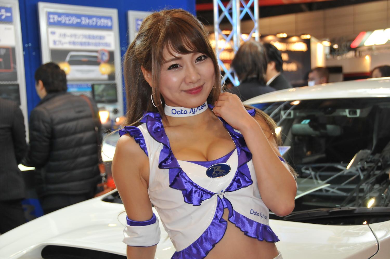 R Spec(Data System)Tokyo Auto Salon2015