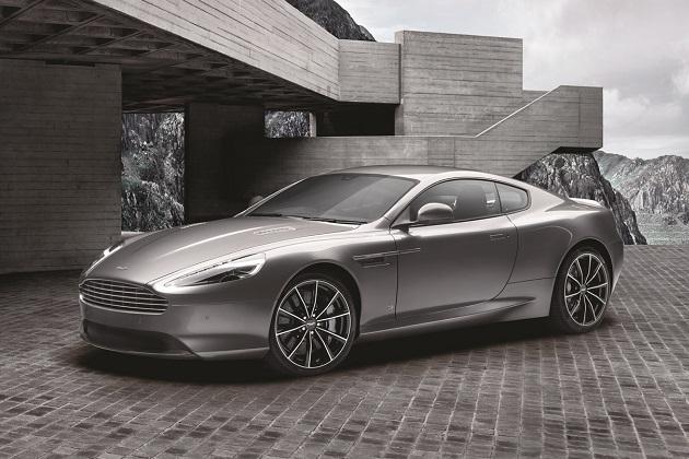 『007』シリーズ最新作の制作を記念して、アストンマーティン「DB9 GT ボンド・エディション」が登場