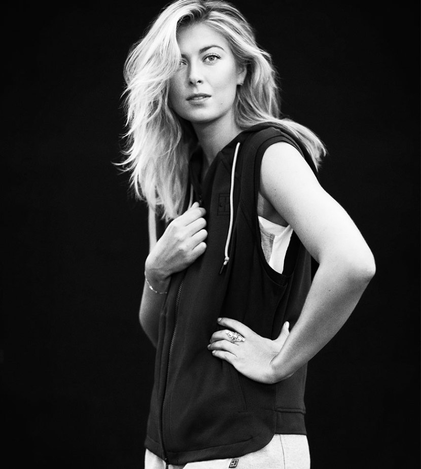 US Open Maria Sharapova