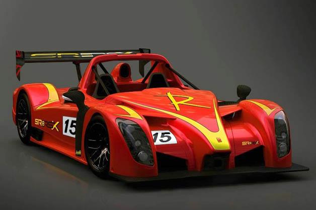 ラディカル、最高出力440hpのサーキット専用モデル「SR8 RSX」を発表!