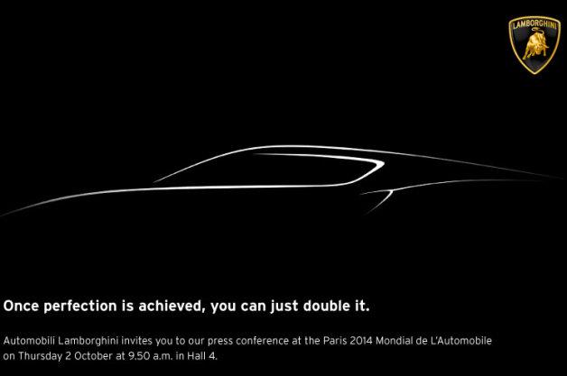 【レポート】パリデビューのランボルギーニ新モデルはハイブリッド?