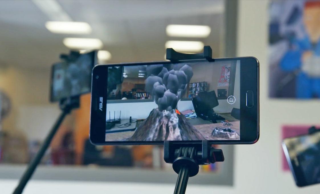 谷歌正式把 AR 带入 Expedition 教育平台