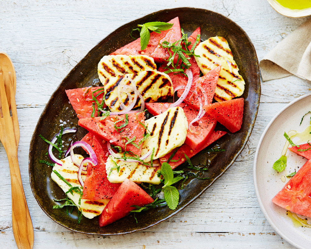 This is summer on a plate.
