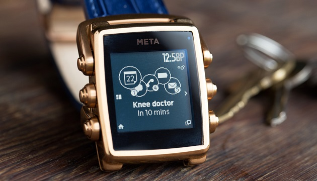 Meta 的新一代智慧型手錶確定於 9 月上市,要價 US$250 起