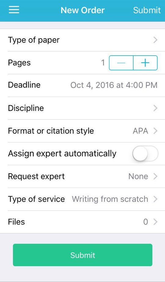 app for essay writing