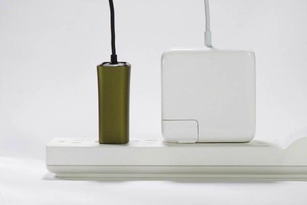 全球最小的筆電變壓器現已登上 Kickstarter,還附有 USB 充電機能呢