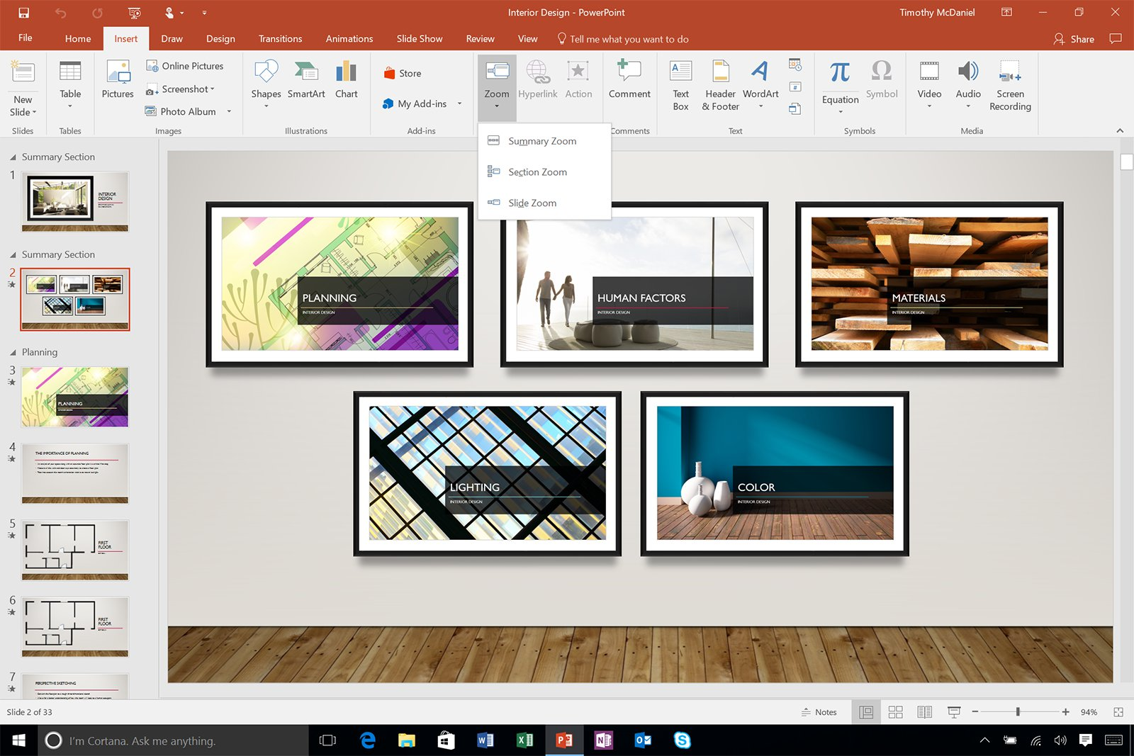 PowerPoint Tutorials  Insert a New Slide  Home and Learn