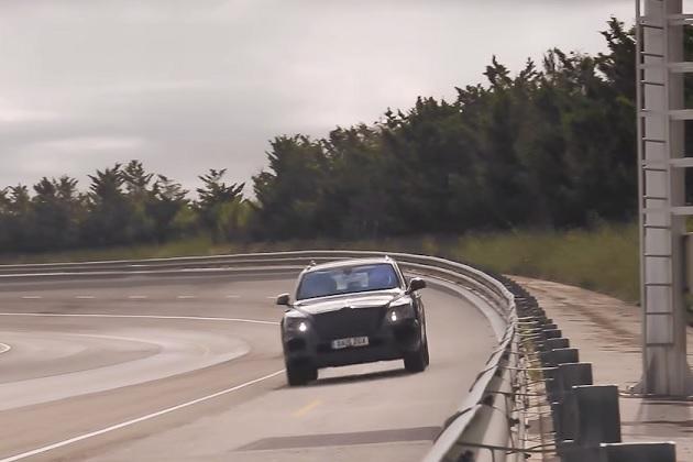 【ビデオ】ベントレー「ベンタイガ」は、最高速度301km/hを誇る世界最速のSUV