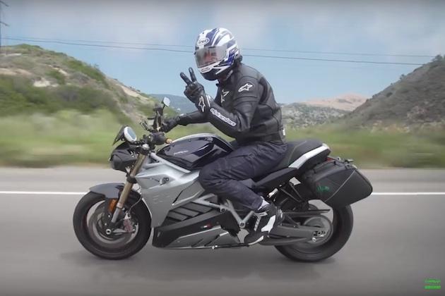 【ビデオ】エネルジカ、米国カリフォルニア州で電動ネイキッド・バイク「エヴァ」を公開!