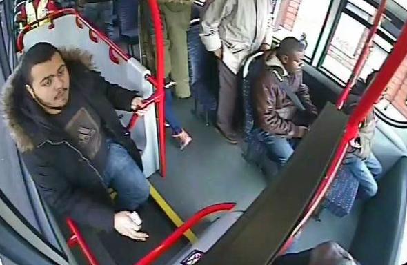 Bus passenger knocks ticket inspector unconscious