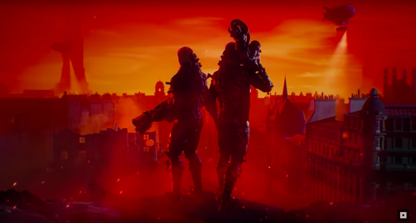 Wolfenstein: Youngblood announced for PS4, Xbox One, and PC