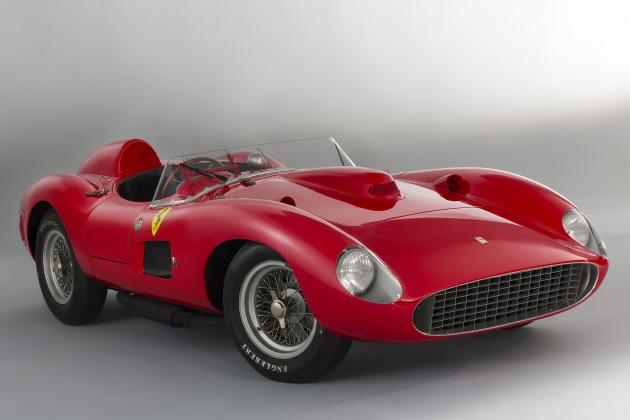 落札予想額は35億円以上! 1957年型フェラーリ「335S」がオークションへ出品