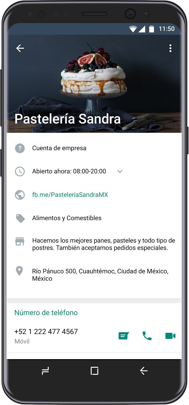 WhatsApp Business (WhatsApp para Negocios)