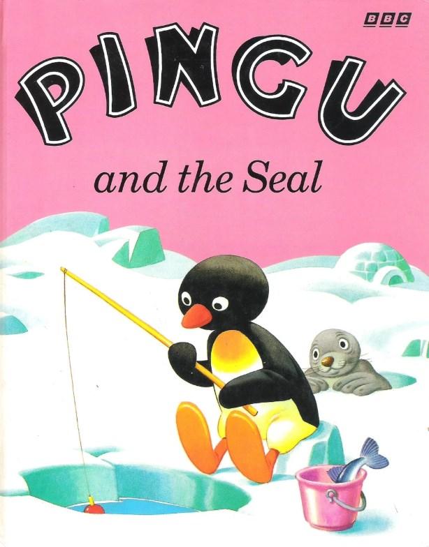 'Pingu y la foca', uno de los libros infantiles de Wolf publicado por