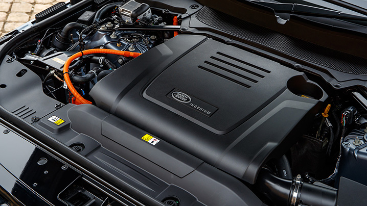 2019 Range Rover 400e PHEV