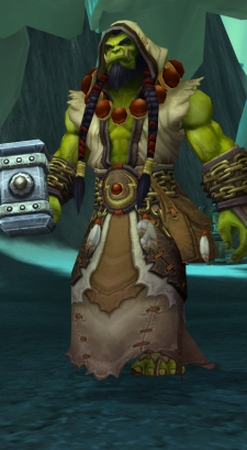 I liked Thrall at one point; now I just wish he'd fall down a hole and die.