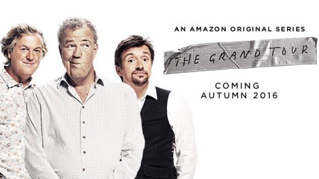 クラークソン、ハモンド、メイの新番組のタイトルが『The Grand Tour』に決定!