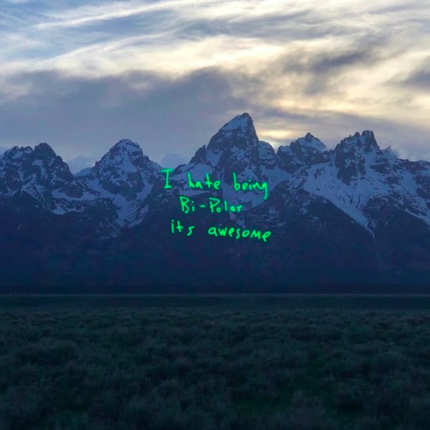 Kanye West présente son nouvel album