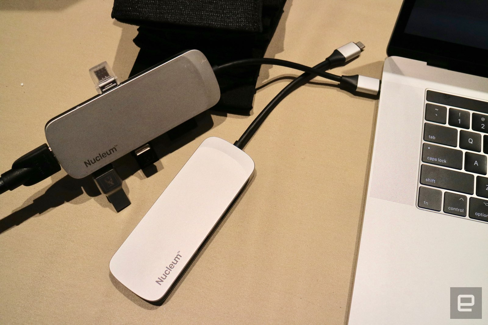 Kingston's 7-in-1 USB-C hub saves your MacBook from the dongle life