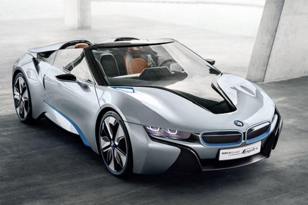 【レポート】BMW、ついに「i8スパイダー」を市販化か