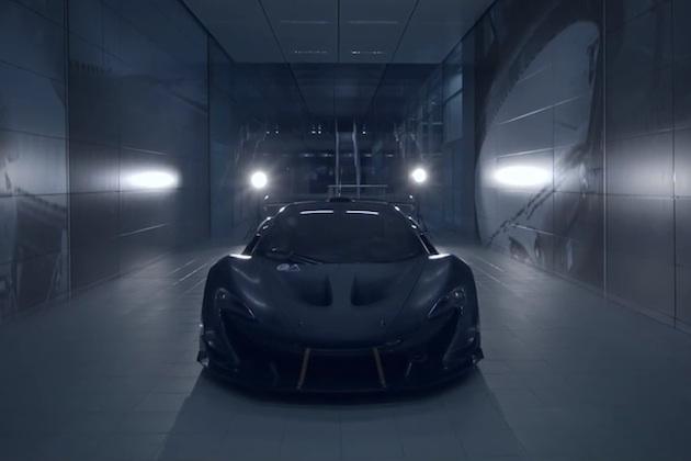 【ビデオ】ジュネーブ・モーターショーで公開されるマクラーレン「P1 GTR」の予告映像!